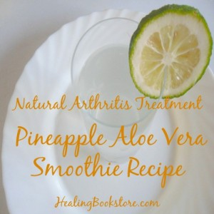 natural athritis treatment smoothie